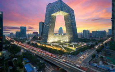 Profinanza inaugura su nueva oficina en Beijing, China.