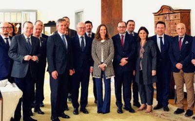 Murcia encuentra la vía de entrada al gigante chino